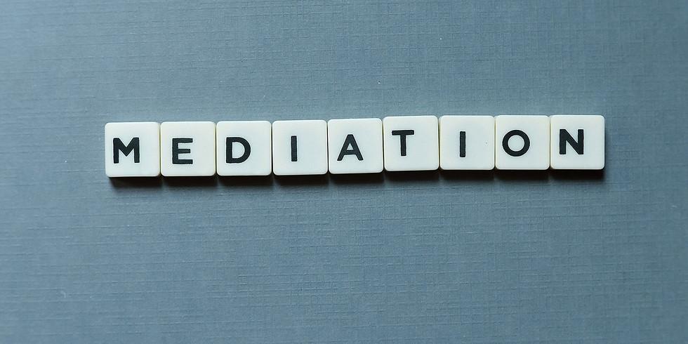 Webinar: Mediation