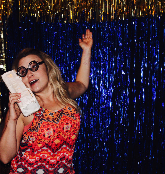 A photo booth for your party!