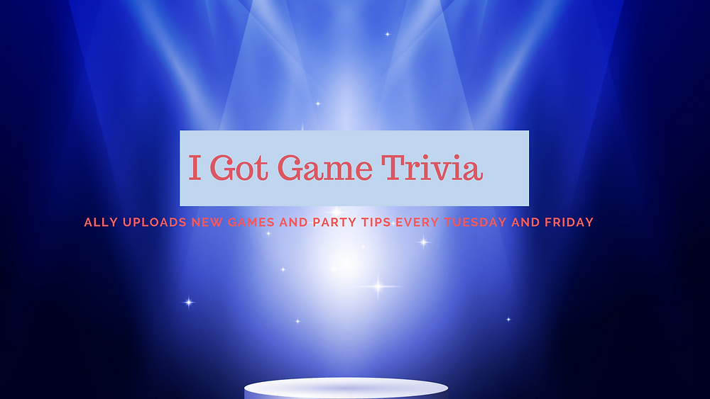 Trivia and Game Channel You Tube