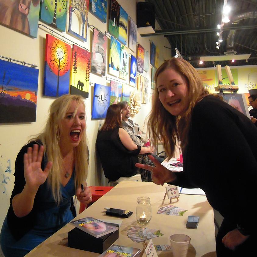 Calgary Book Signing