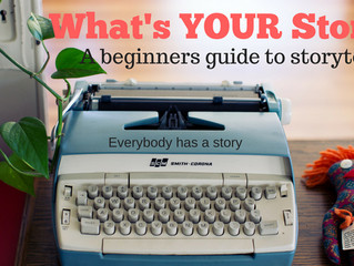 Take my online storytelling course for only $12.99 CAD. Say what????