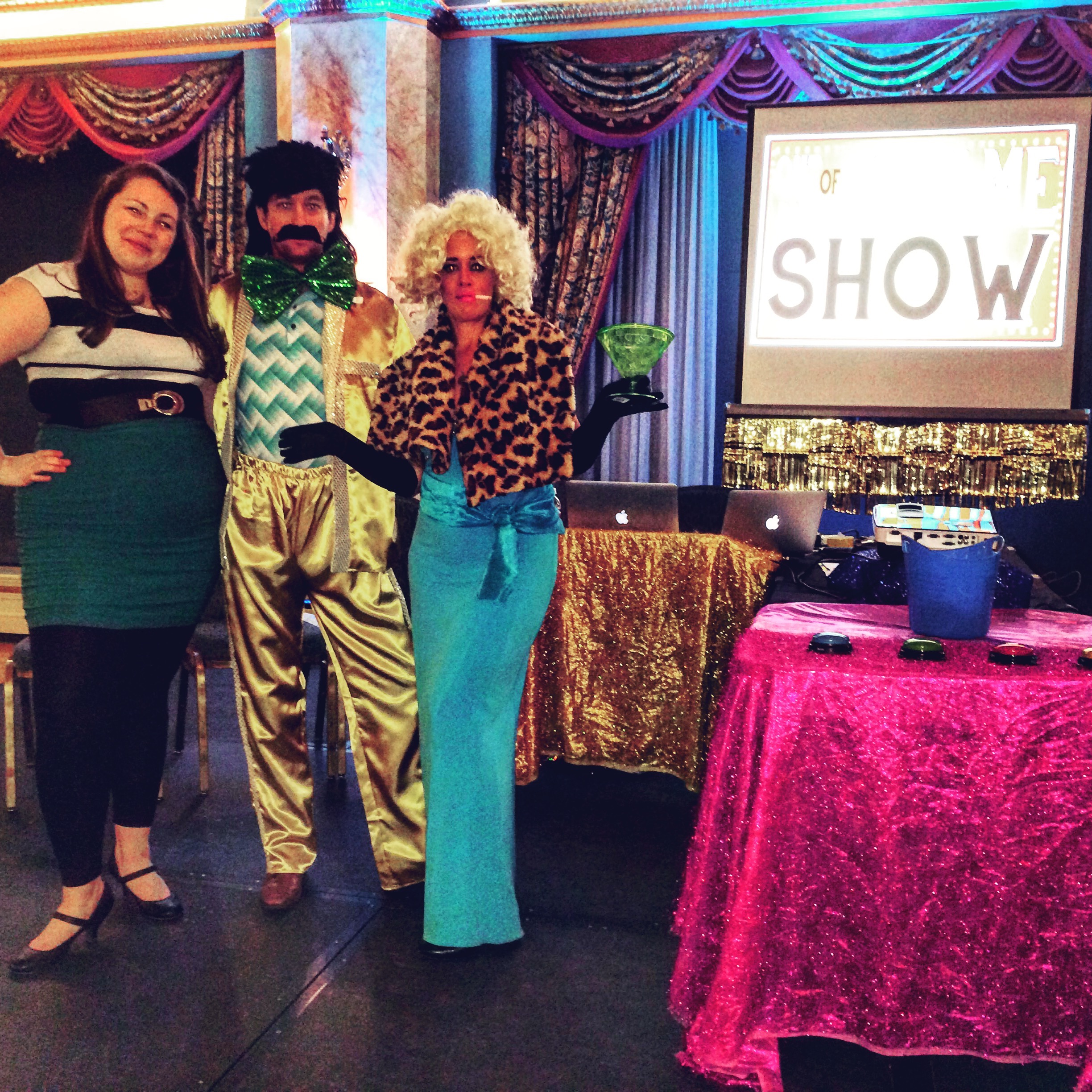 The Game Show, Out Of Our Heads Productions