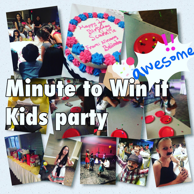 Now booking Kids Birthday Parties