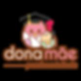 Logo_DonaMae_Parceira autorizada.png