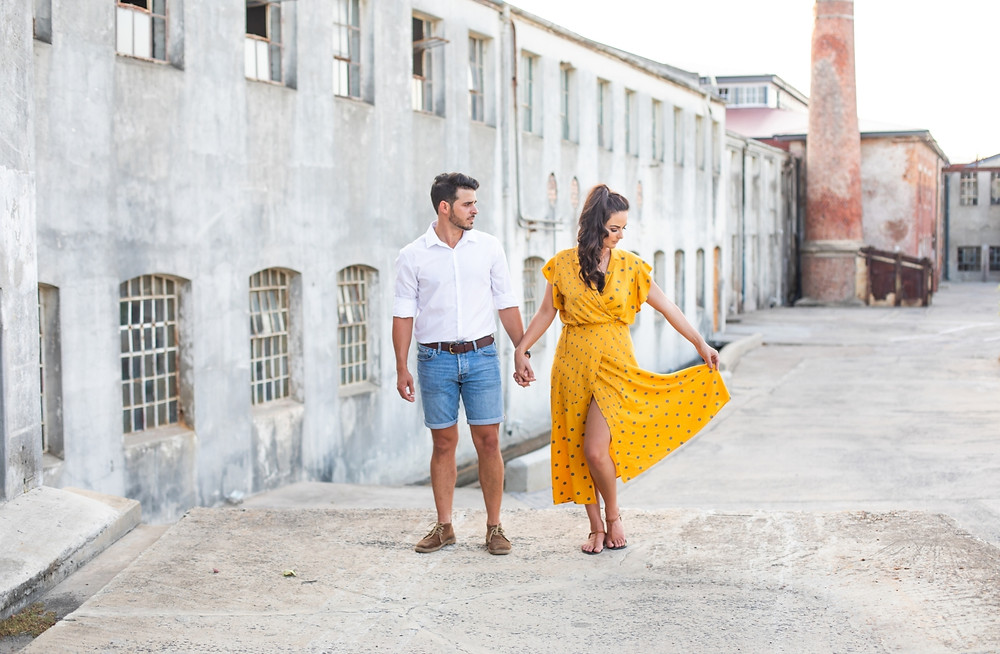 Engagement photos by Liezl Photography