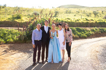 Leané's Matric Farewell