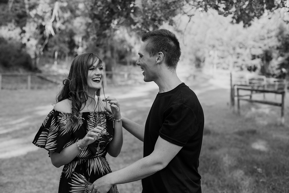 Engagement by Liezl Photography
