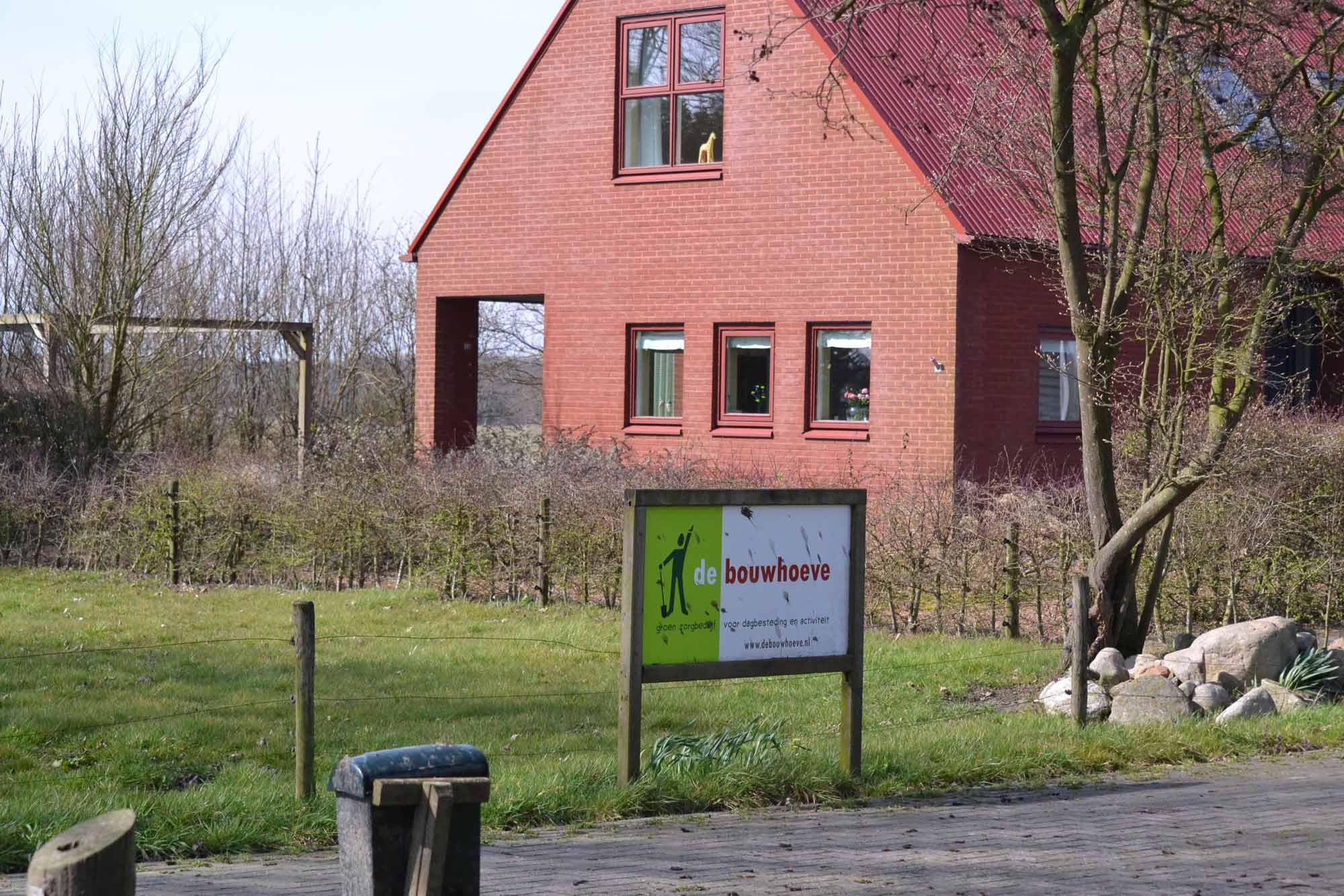 Zorgboerderij onder architectuur
