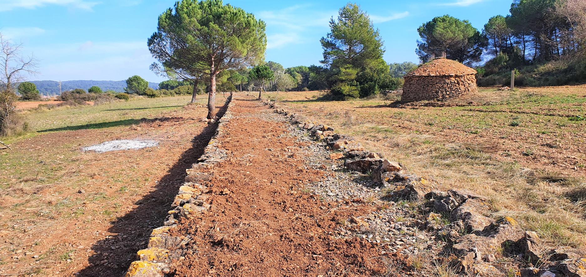 Camí de Sitges i de Vinya