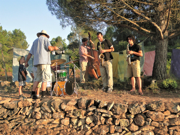 Begues Jazz Camp al Happening 2011