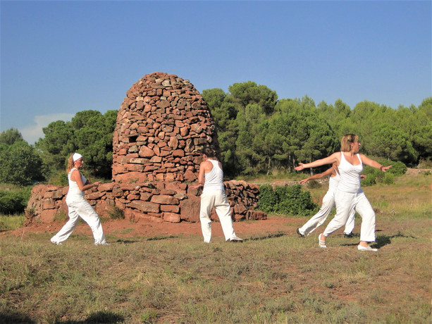 Dansa de Les Carceres al Happening 2011