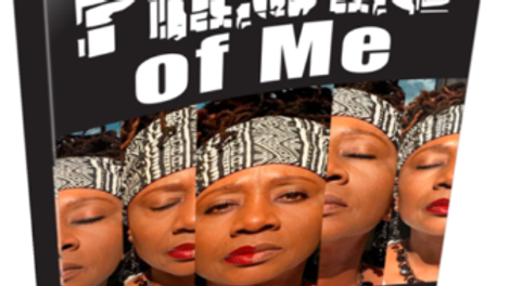 Pieces of Me Poetry Book