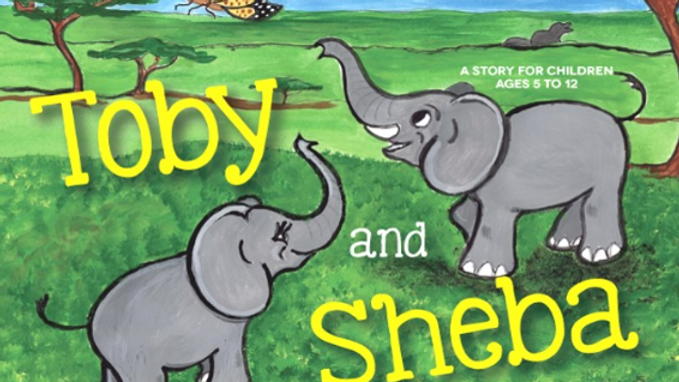 Toby and Sheba Children's Book