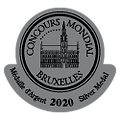 Medalha Mundial Bruxelas Silver.png