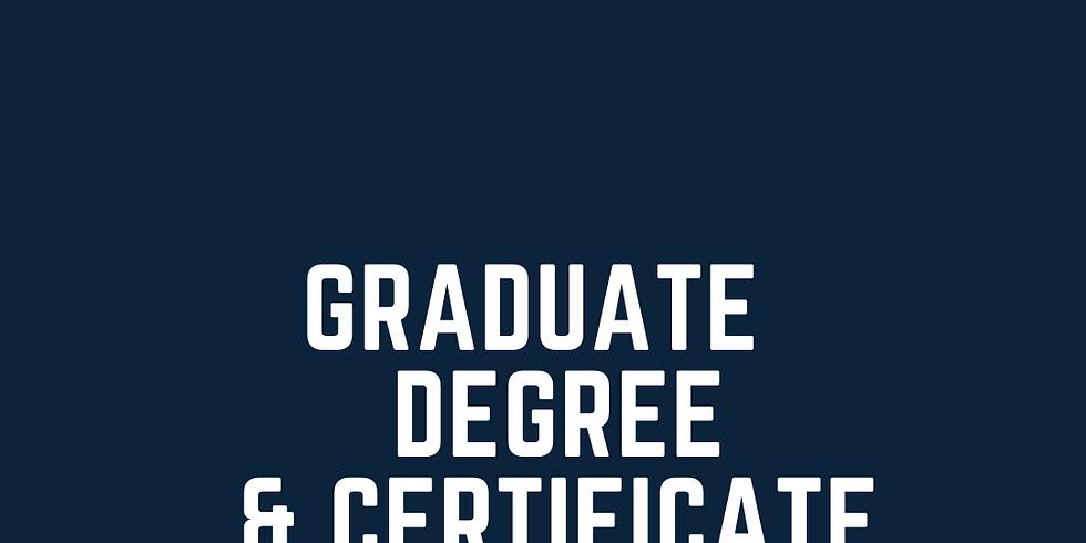 Graduate Webinar June 2nd Evening