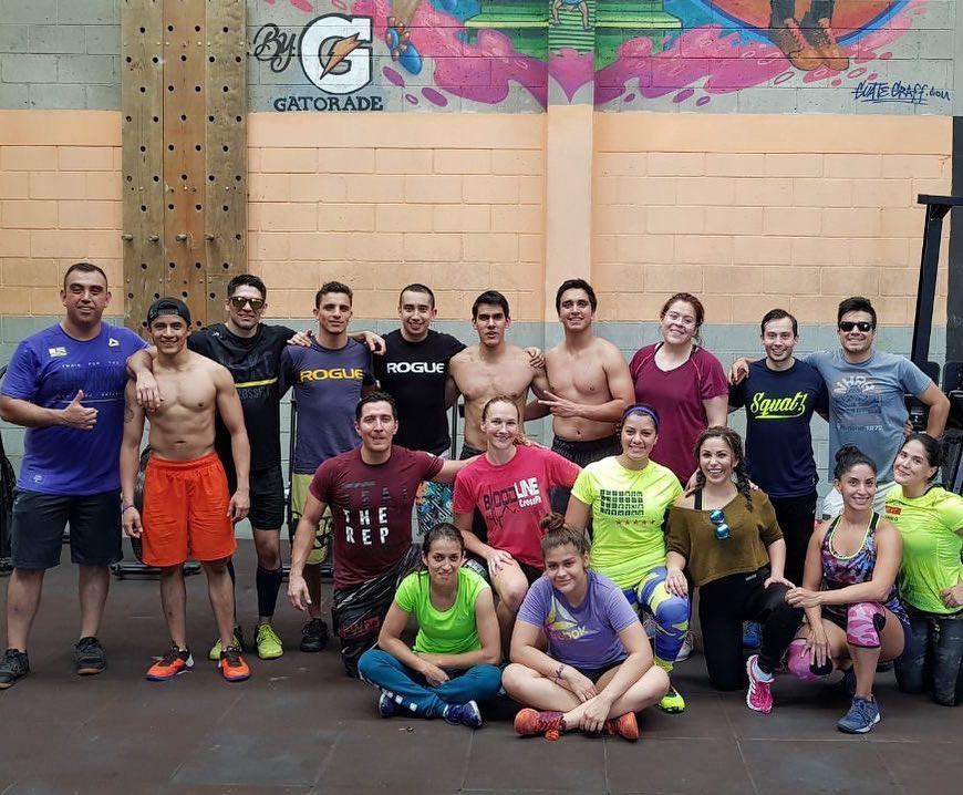 OB CrossFit, Orange Box, Guatemala