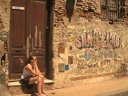 San Telmo, Buenos Aires, Wanderlust, Move Abroad, Traveller, Travel, Traveler