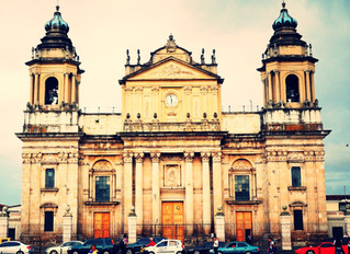 Exploring Guatemala City
