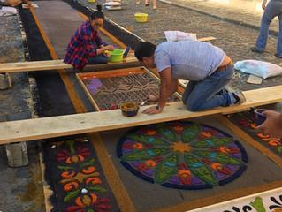 Holy Week in Antigua Guatemala