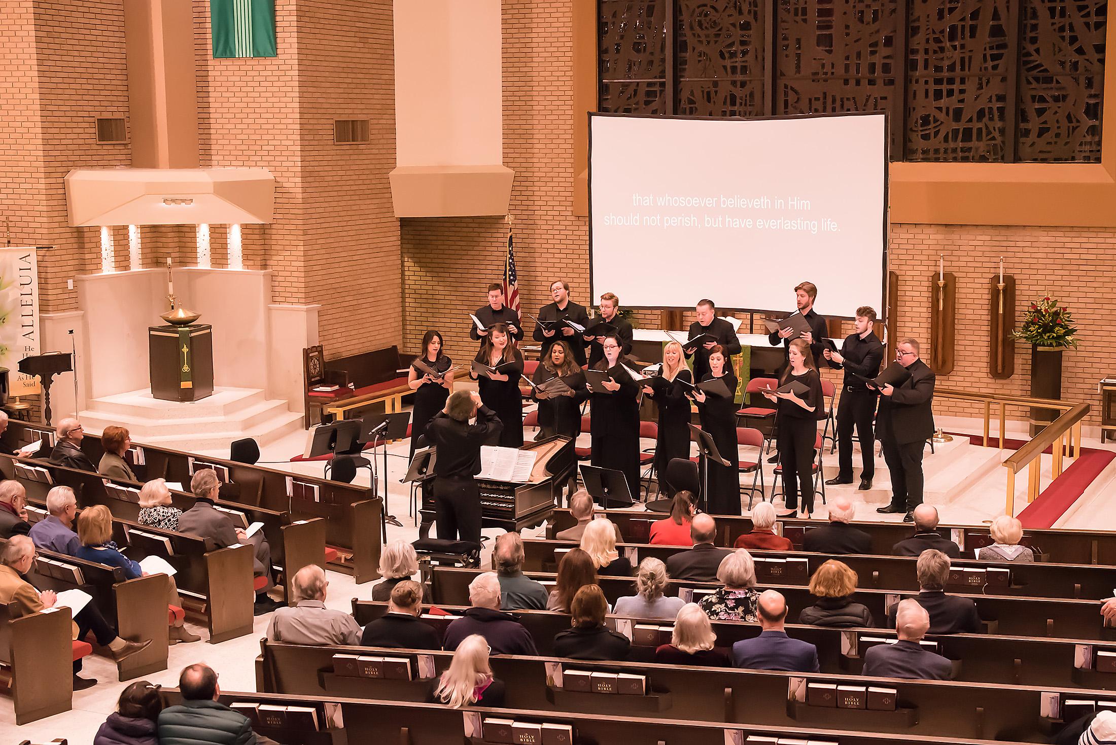 Chorus 11.23 Program