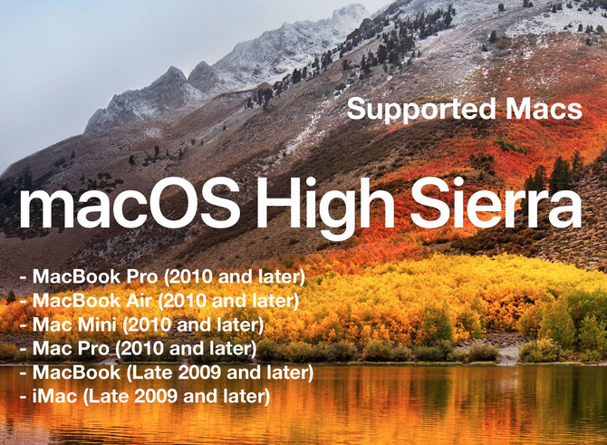 Read all you can before you upgrade to macOS High Sierra - Wacom and adobe problems