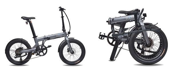 Eovolt Confort Folding Electric Bike
