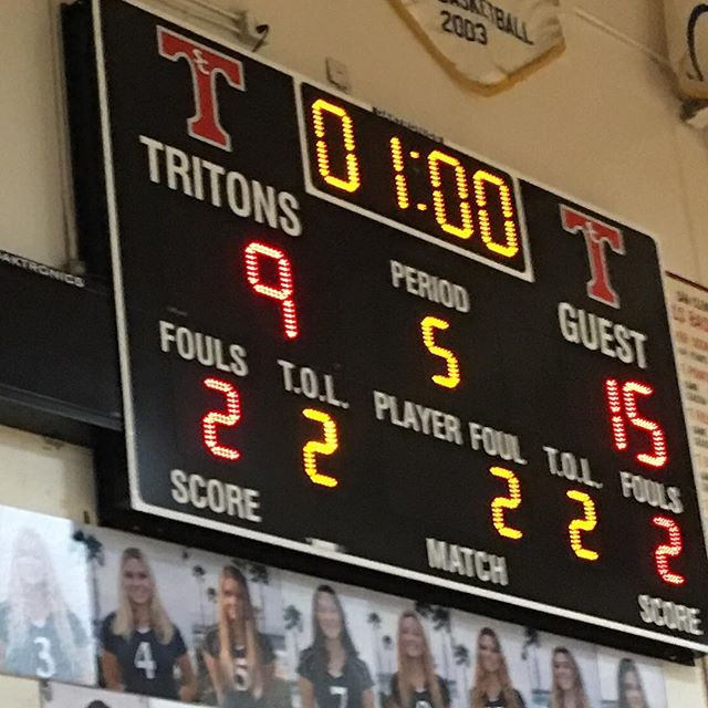 Trabuco takes the match defeating San Clemente 3 games to 2