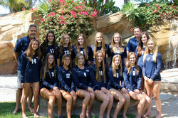 2016 Varsity w/coaches