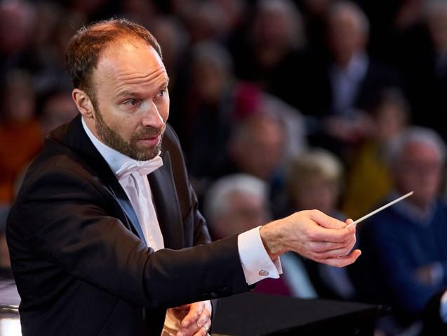 Christian Knüsel, Dirigent, Foto: © Ingo Hoehn