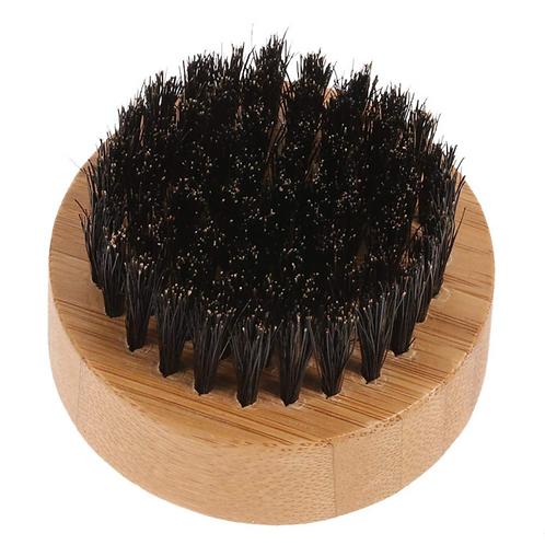 brosse en poils de sanglier, brosse cheveux, brosse barbe
