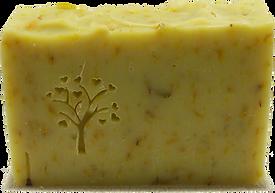Savon bio calendula surgras 9% 100% naturel saponification à froid fabrication artisanal