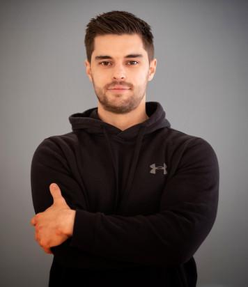 Bio image of Ben Banbury