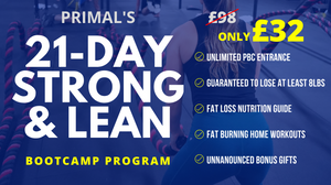 21-day strong and lean primal bootcamp deal