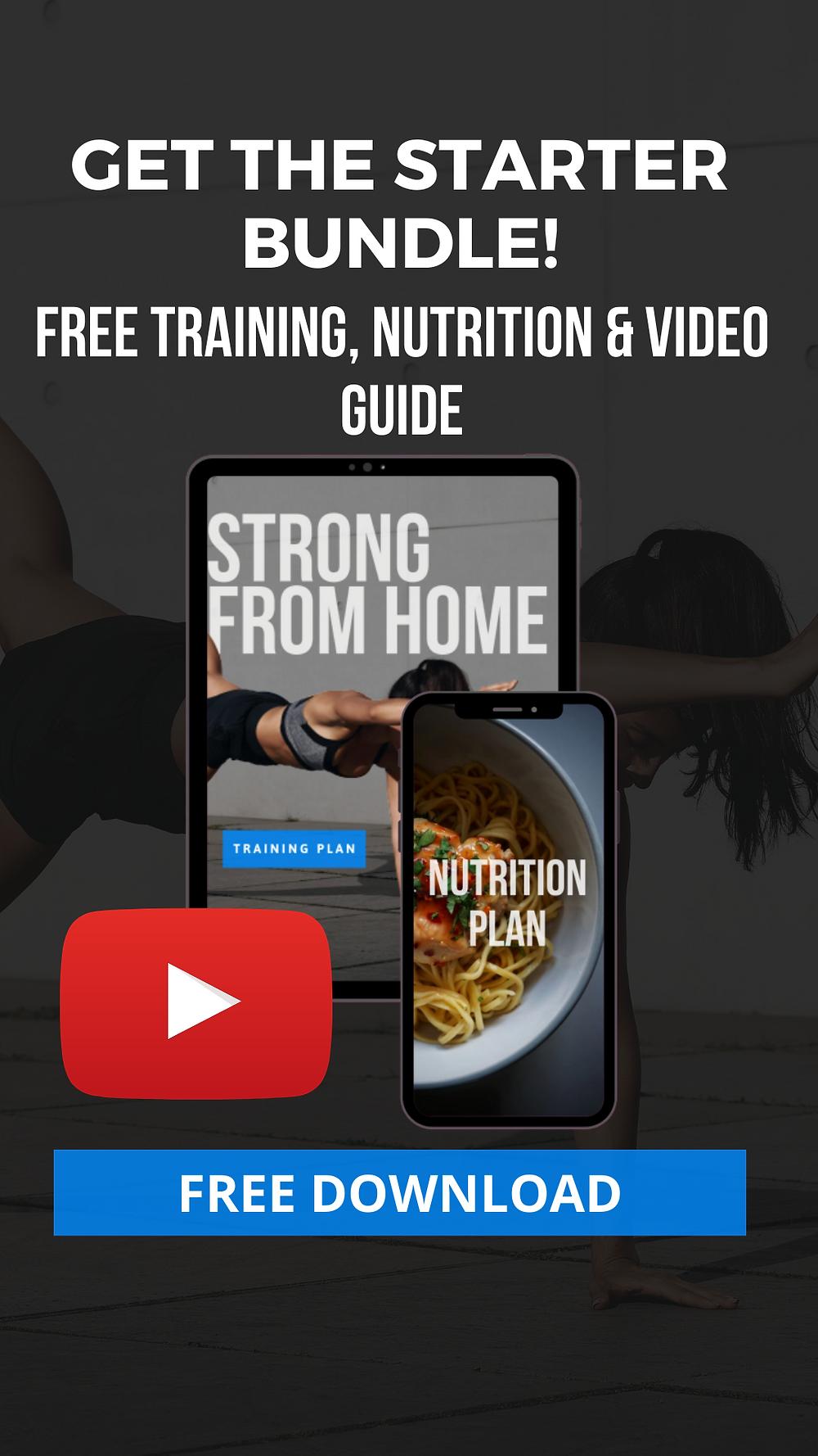 Free primal personal training starter bundle