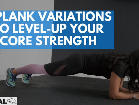 5 Plank Variations To Level Up Your Core Strength
