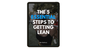 the 5 essential steps to getting lean pdf cover