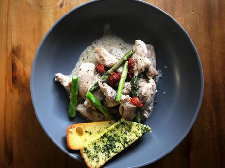 Gorgonzola Chicken