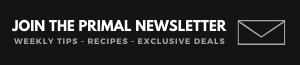 Primal newsletter signup