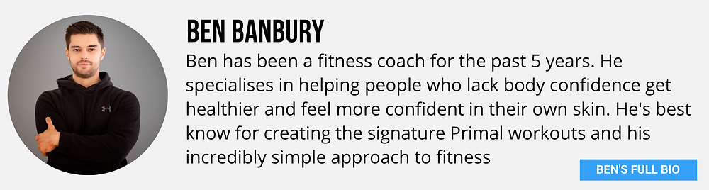 ben banbury blog bio