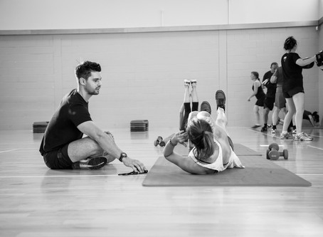Why Primal Personal Training?