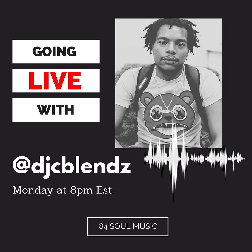 DJ C-Blendz (Online Summer Party) Part 3
