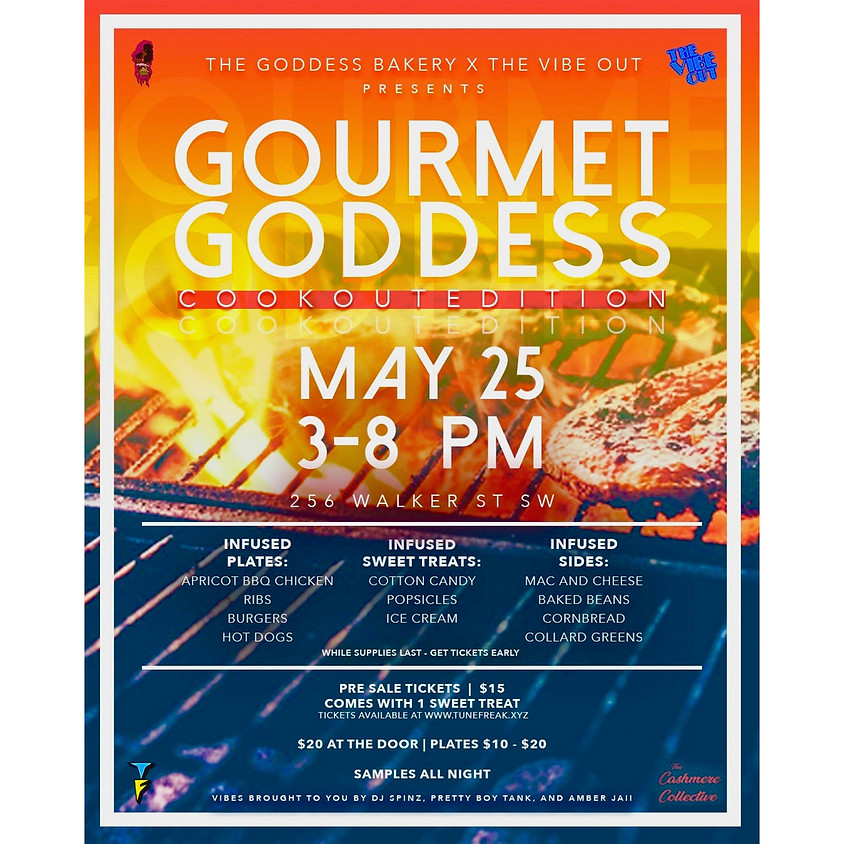 Gourmet Goddess Cook Out (1)