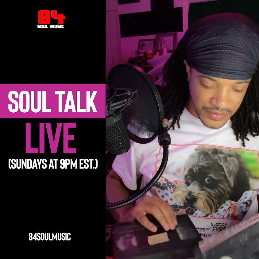 Soul Talk Live EP2 (Independence Day)