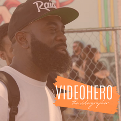 James Ridley: the videographer