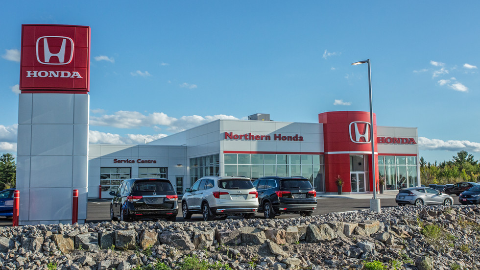 Northern Honda Automotive Dealership