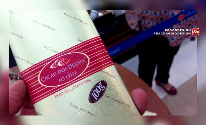 CACAU DOS DEUSES LINHA CHOCOLATES FINOS