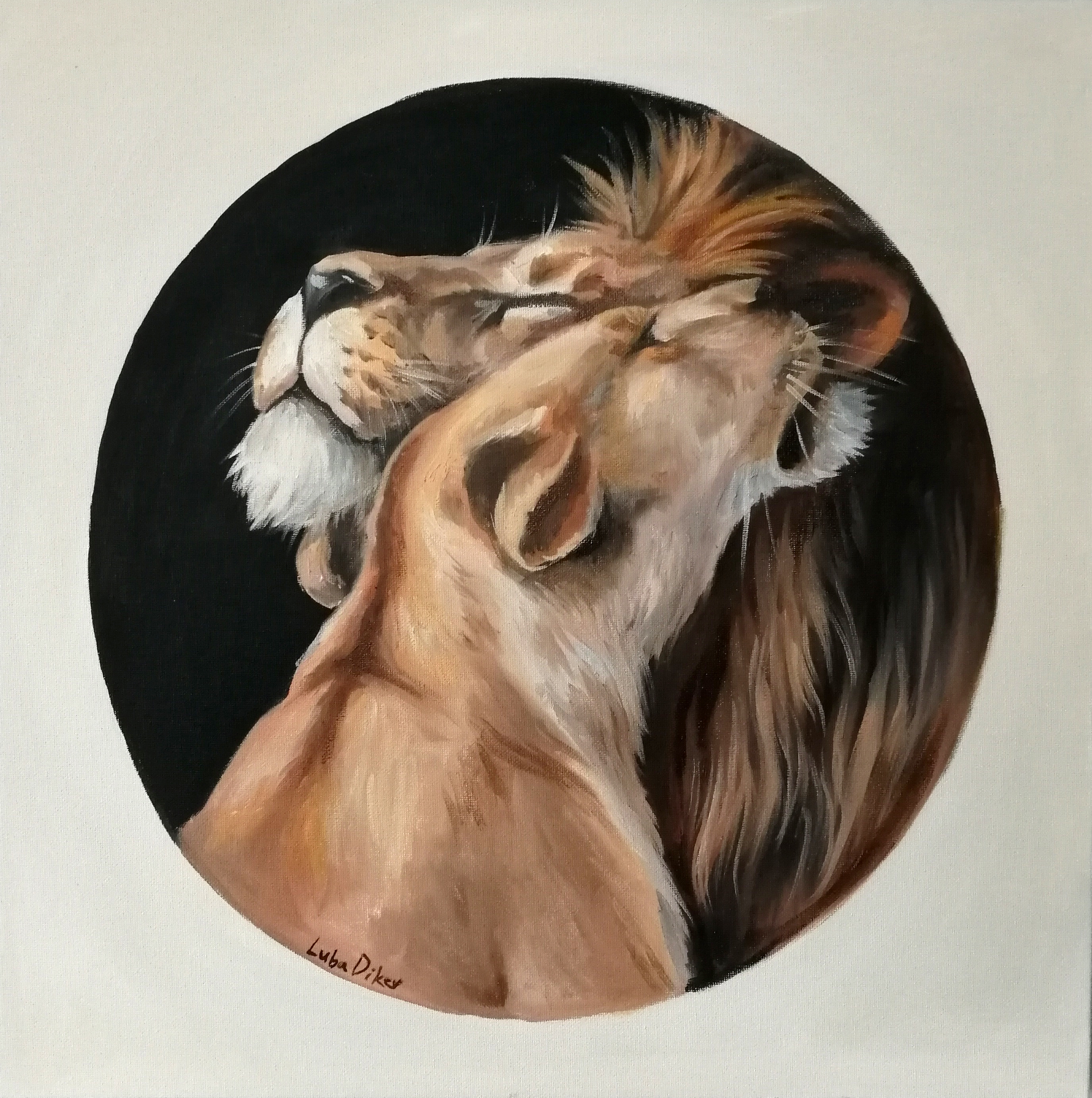 львы романтики