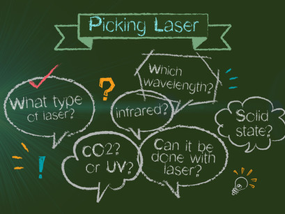 3 common mistakes in selecting laser