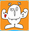 Happy Muscle Pod name crop framed.jpg