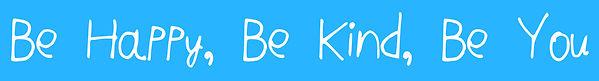 Logo written Be Happy blue 2.jpg